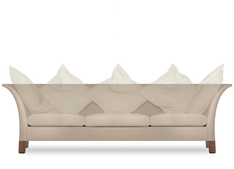 15 Tuxedo Sofa.
